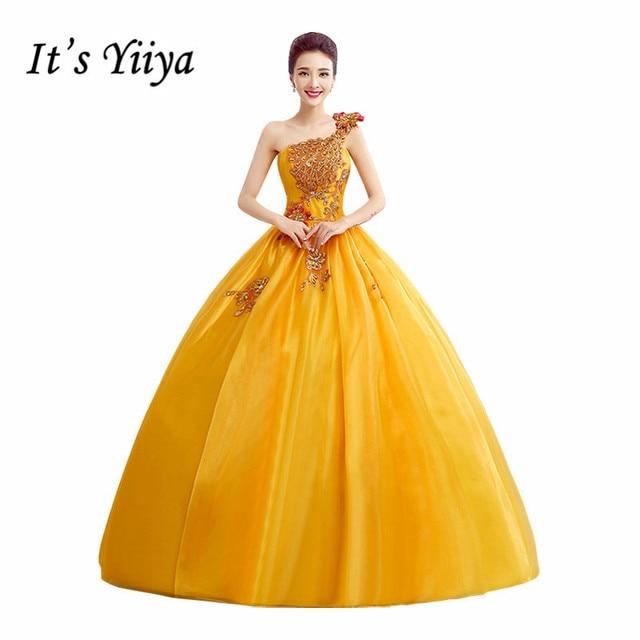 Free Shipping Strapless Golden Light Blue Dark Blue Wedding Dresses Wedding  Boat Gowns Wedding Frocks Vestidos