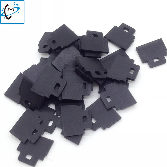 10pcs /lot dx4 print head wiper Roland VP540 SP540 VP300 SP300 RS540 RS640 Mimaki Mutoh Printer solvent dx4 printhead wiper