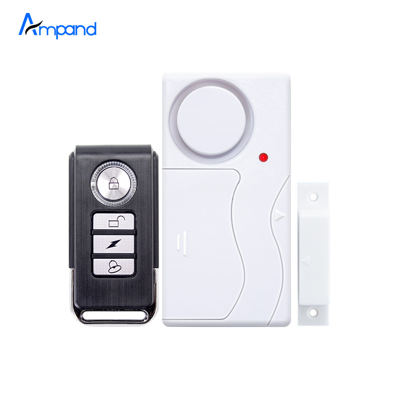 Wireless Home Door Window Burglar DIY Safety Security ALARM System Magnetic Sensor Remote Control  цены