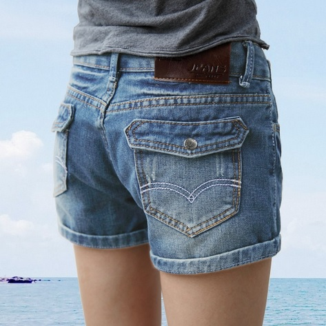 Compare Prices on Cheap High Waisted Jeans Shorts- Online Shopping