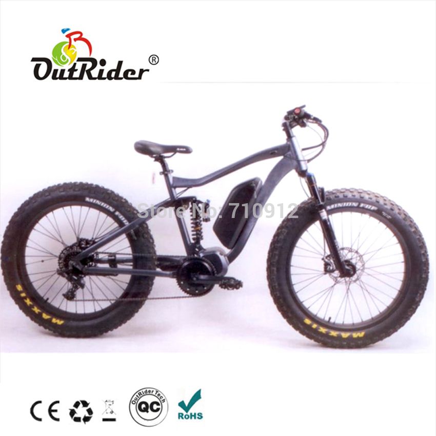 2019 Cheapest Models Bafang Hub Motor Electric Fat font b Bike b font Fat Tire Electric