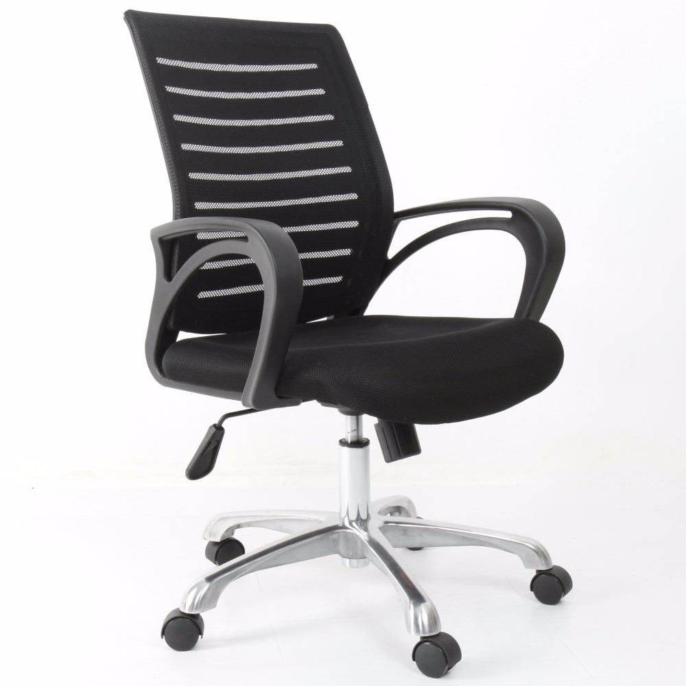Office Chairs Office Furniture Commercial Furniture Mesh Chassis Swivel  Chair Minimalist Modern Computer Chair 50*53*105cm SGS In Office Chairs  From ...