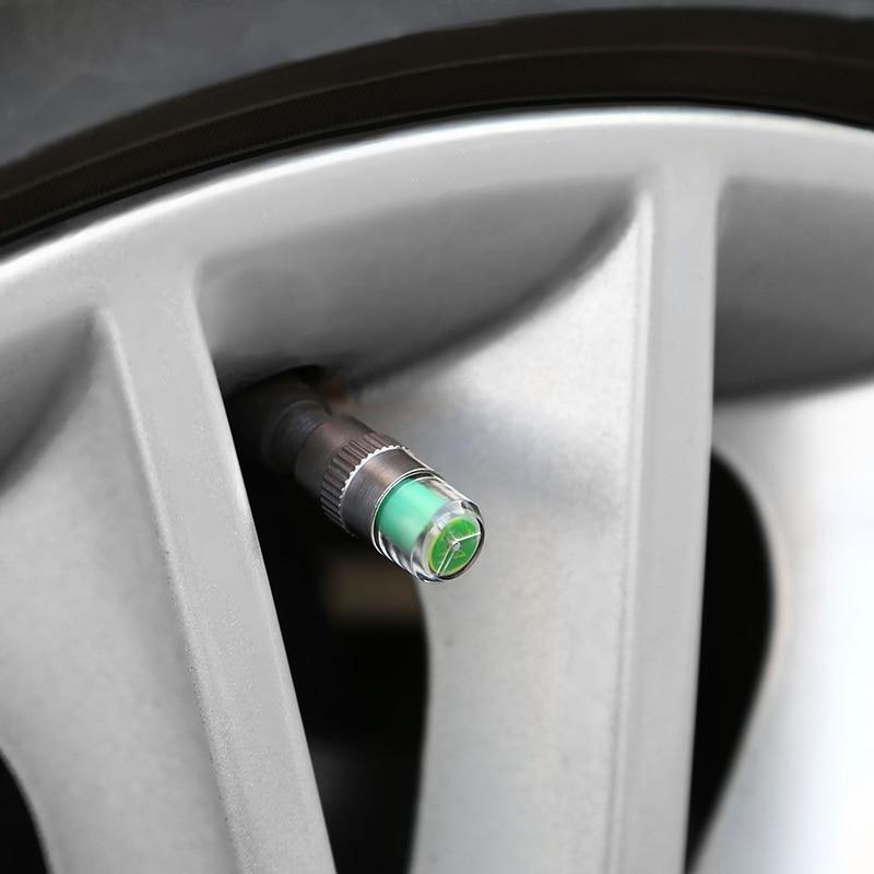 38 4pcs רכב שסתום צמיג קאפ אבק צג גלגל צמיגים בלחץ 38-32-36 אביזרים PSI חיישן צמיגים איכותיים המתאימים ביותר מכונית (5)