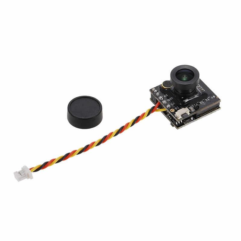 Haute qualité Turbowing DVR CYCLOPS 3 DVR-VTX-CAM AIO 700TVL 5.8G 48CH 0 mW/25 mW/200 mW FPV AV émetteur caméra