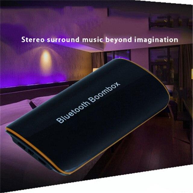 Новые B2 BT 4.1 Audio Music Box с Микрофоном 3.5 мм RCA для Телефонов Автомобиля AUX Главная Аудио Система Устройства Беспроводной Приемник Bluetooth
