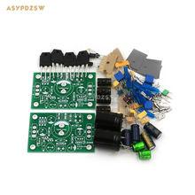 Atom BR Version PNP W0302-JLH1969 Single-ended Class A power amplifier DIY kit (2-channel)