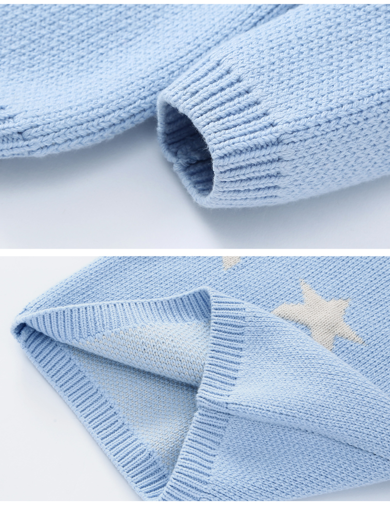 5d445e0a4843 Balabala Newborns Baby Girls Sweater Autumn Winter Baby Sweater ...