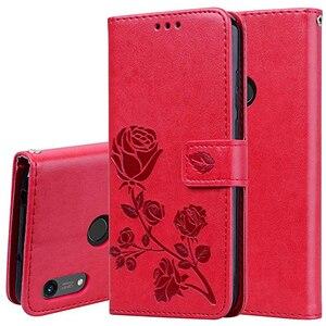 Oukitel C12 C13 C15 C16 C17 Pro Case Cover Wallet Flip Leather Case For Oukitel C10 U25 Pro U22 K3 Y4800 Phone bag Case(China)