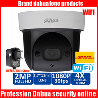 Original Dahua DH SD29204T GN W replace DH SD29204S GN W Wifi IP 2MP Mic mini PTZ Dome Camera SD29204T GN W replace SD29204S GNW