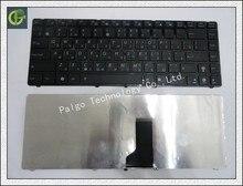 Русский RU Клавиатура для ноутбука ASUS K42JP K42JE K42JR K42JK K42JB K42JC K42N P43 P43E черный