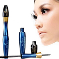 Makeup Beauty Mascara + Waterproof Double Dual Head Eyeliner Cosmetic Brush