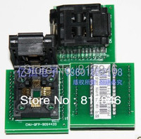 Free Shipping Universal Programmer Adapters IC Adapter Socket TQFP32 To DIP28
