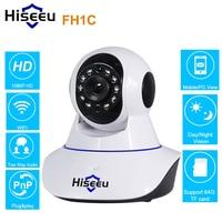 Hiseeu FH1C 2MP 1080P HD Wifi IP Camera Wi Fi Support AP Mode MIC IP Network Camera Wireless CCTV P2P IP Camera Night Version