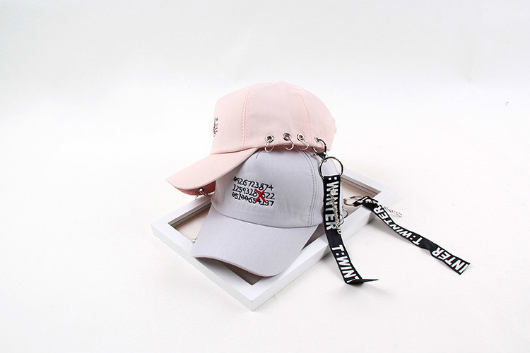 29859cfc78740 Casquee 2018 Ulzzang Harajuku Ribbon Baseball Cap Korean Style Fashion  Novelty leer Caps For Men Women Casual Snapback Hat