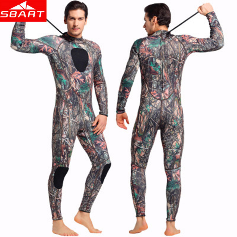 2017 NEW SBART Diving Wetsuits Camouflage 3MM Neoprene Wetsuit Spearfishing Camo Swimming Surfing Diving Neoprene Wet Suit sbart camo spearfishing wetsuit 3mm neoprene camouflage wetsuit professional diving suit men wet suits surfing wetsuits o1018 page 9