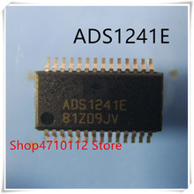 NEW 5PCS/LOT ADS1241E  ADS1241 SSOP-28 IC