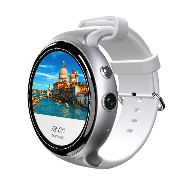 06cf91e0b Smart Watch i2 RAM 2GB ROM 16GB with 2MP Camera Android 5.1 3G WIFI GPS  Google Play Heart Rate Monitor For Xiaomi Android IPhone