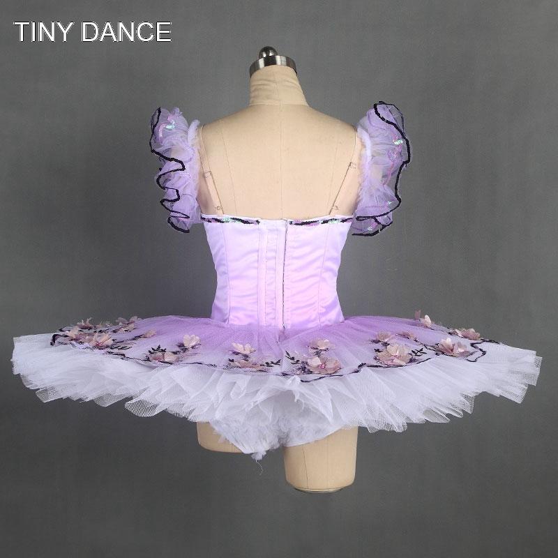 efc751fea € 281.08 |Luz púrpura niñas adultos Ballet profesional danza clásica tutú  vestido de bailarina Solo baile personalizado Tutus B17034 en Ballet ...