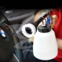 Автомойка для мойки Tornador автомобильный салон глубокая Чистящая машина пистолет с щеткой высокого давления