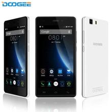 "Original Doogee X5 Pro Téléphone portable MTK6735 Quad-Core 2 GB RAM 16 GB ROM Android 5.1 OS 5.0 ""IPS Écran 8MP Caméra 4G LTE Smartphone"