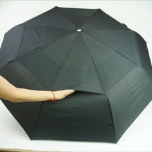 TTK 2019 Лидер продаж автоматический складной зонт для мужчин черный и  синий качество ветрозащитный УФ Зонты f8432ebb308ed