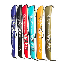 125*16cm 125*12cm PU Waterproof Fishing Bag Foldable EVA Rod Umbrella Contractable Easy Carry for