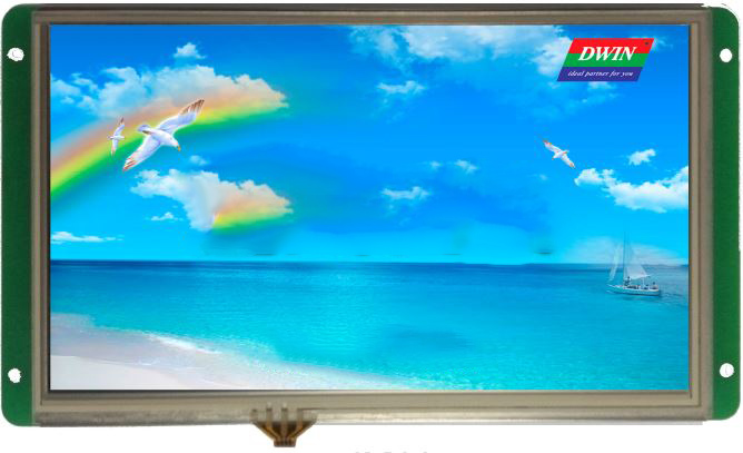 DMT10600T070_04W DMT10600T070_04WT DWIN serial port touch screen IPS screen HD Support voice playbackDMT10600T070_04W DMT10600T070_04WT DWIN serial port touch screen IPS screen HD Support voice playback