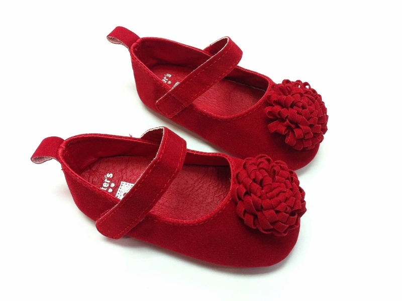 2336cdbf4bd3c Stylish Kids Infant Baby Girls Soft Sole Mary Jane Shoes First Walkers Shoes  3 Colors
