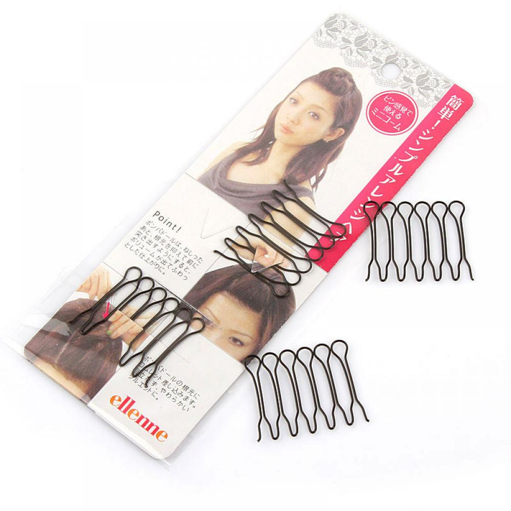 NEW Fashion 1 Pack Japan Style Styling Clips Tools Front Hair Comb Clips