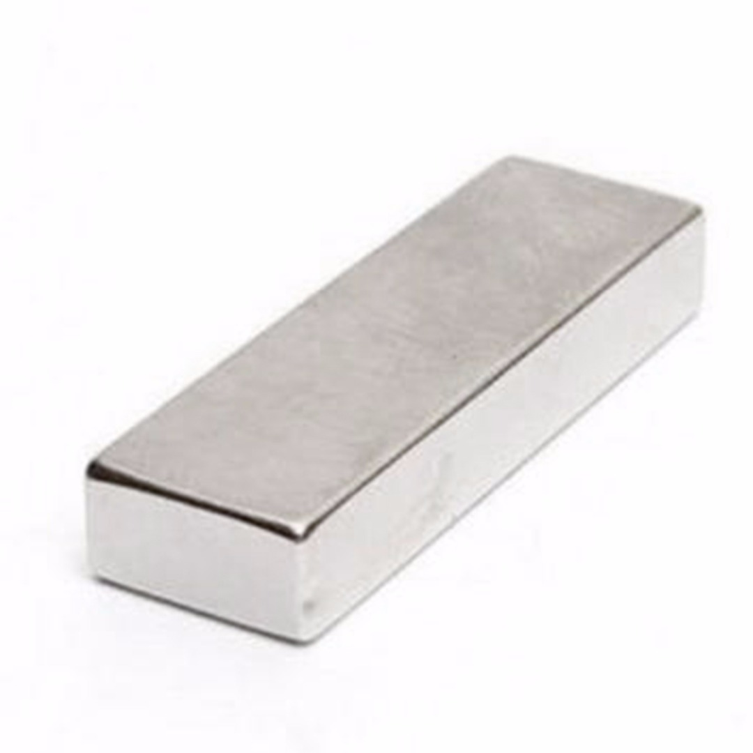 1pc Neodymium Industrial Magnets 60 20 10mm N52 Cuboid Block Super Strong Multi Purpose Permanent Magnet Rare Earth in Magnetic Materials from Home Improvement