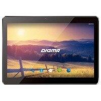 Schwarz 10 1 Zoll Für Digma Flugzeug 1524 3G ps1136mg Tablet Digitizer Touchscreen Glas Sensor Kostenloser Versand-in Tablett-LCDs und -Paneele aus Computer und Büro bei