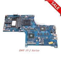 NOKOTION 720269 501 720269 001 For HP ENVY Series 17 J laptop motherboard 6050A2549601 MB A02 GeForce GT740M 2G Mainboard