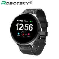 Robotsky B12 Smart Watch Men Sports Wristband Fitness Tracker Heart Rate Monitor Blood Pressure Smartwatch Waterproof Wristwatch