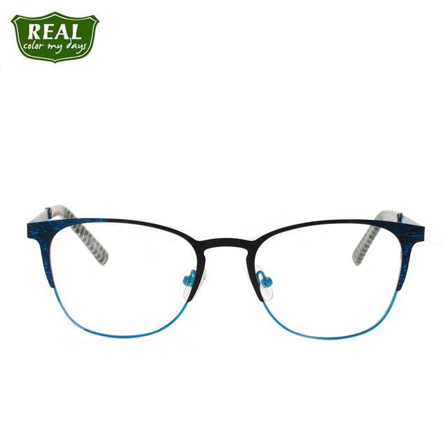 REAL Vintage Metal Eyeglass  1