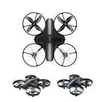 Mini Drone RC quadrirotor télécommande hélicoptère 4CH avion de poche Mode sans tête maintien d'altitude jouet Dron expédié de RU