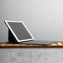 Tablet xiaomi mi pad 4 3 2 1, samsung tab s2 8.0 polegadas 7.9-8 polegadas ultra-capa de couro pu sem fio para teclado bluetooth, fina