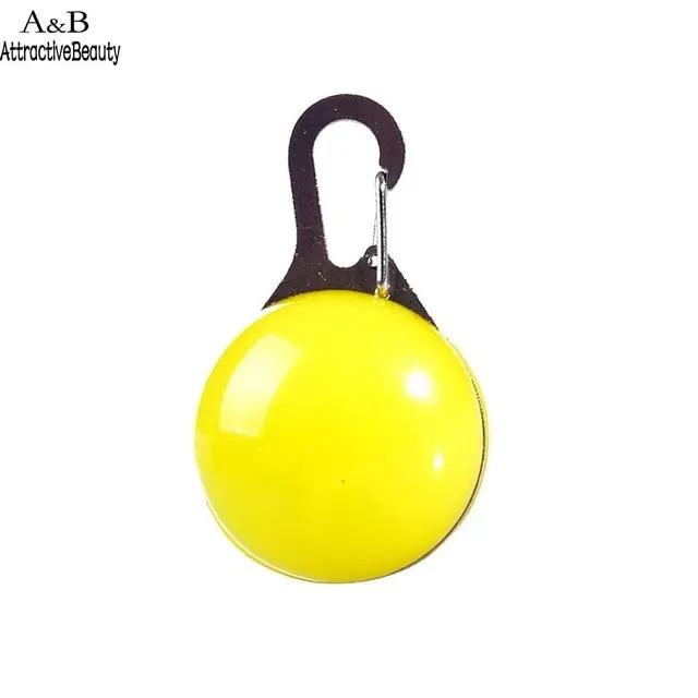 New Light Collar Pet Glow Pendant Night Flashing Cat Pet LED Dog Waterproof Safety Dog Accessories