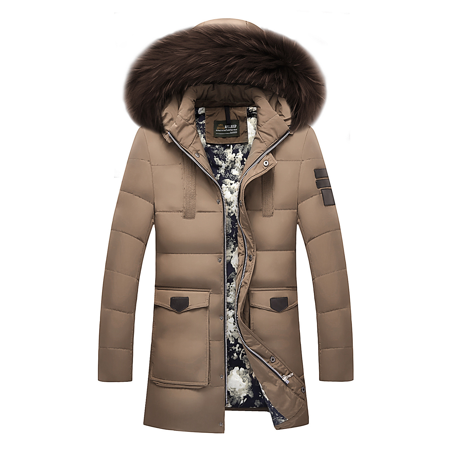 Подробнее о New Winter Jacket Men Cotton Padded Parka Man Long Black Thick Warm Casual Hooded Male Jacket Coat Plus Size Men Winter Jacket men winter jacket new men warm parka thick long casual jackets men down outwear comfortable cotton hooded parka plus size m 4xl
