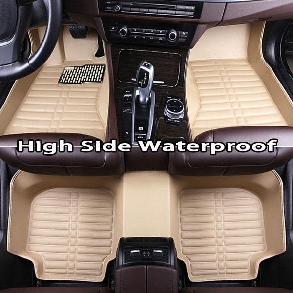 SUNNY FOX car floor mats for BMW 3/4/5/6/7 GT M3 X1 X3 X4 X5 X6 Z4 5D car-styling all weather carpet floor liner SUNNY FOX car floor mats for BMW 3/4/5/6/7 GT M3 X1 X3 X4 X5 X6 Z4 5D car-styling all weather carpet floor liner