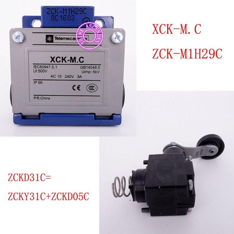 все цены на Limit Switch New XCKM131H29C ZCKM1H29C ZCK-M1H29C ZCKD31C ZCKY31C ZCKD05C / XCKM131C ZCKM1C ZCKD31C ZCK-Y31C ZCK-D05C онлайн
