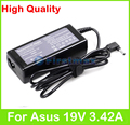 19V 3.42A 65W AC laptop adapter power supply for Asus Zenbook UX21A UX30 UX301 UX302 UX303 UX305 UX32 UX42 UX50 UX52 charger