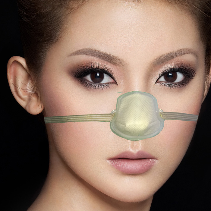 Dust Nose Masks With Air Purifier Haze Pollen Anti-rhinitis Allergy Dustproof Mask Pm2.5 Soot Flu Respirator Men Women Filter woodyknows super defense nasal filters 2nd generation nose masks pollen allergies dust allergy relief no pm2 5 air pollution
