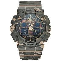 Casio Часы G SHOCK Мужские кварцевые спортивные часы водостойкие g shock часы GA 100CM 5A