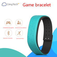 Somatosensory sports activities Wristband anti misplaced Bluetooth Sensible clever somatosensory sport calls to remind waterproof