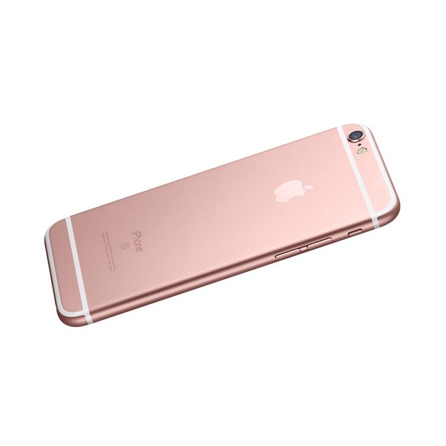 Téléphone portable Original débloqué Apple iphone 6 S/6 s Plus 2GB RAM 16/64/128GB ROM double coeur 4.7 ''/5.5'' 12.0MP iphone 6s LTE téléphone - 3