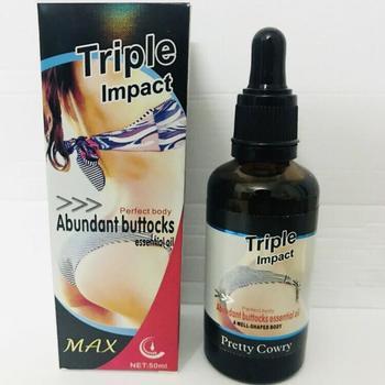 50ml Women Sexy Ass Enhancement Cream Hip Buttock Enlargement Essential Oil Hip Massage Lift Up Buttocks Attractive Ass Oil moremo