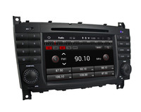 Quad Core Android5 1 HD 7 Car Radio Gps Navigation For Benz C Class W203 CLC