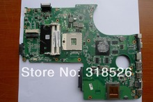 Laptop motherboard For ASUS N71JA motherboard/mainboard cpu 100% tested+fast shipping