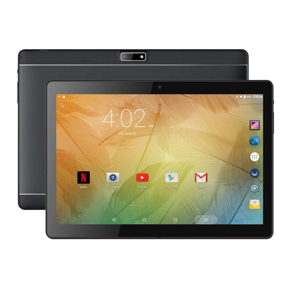 Andriod 7.0 10.1 inch Tablet PC WiFi Bluetooth Tablet IPS 1920x1200 Touch Screen 2 gb RAM + 16 gb ROM 2.0 + 5.0 mp Dual Camera