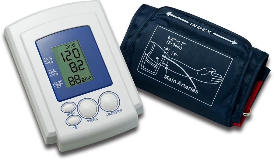 Digital Upper Arm Blood Pressure Pulse Monitors AH-214 Portable health care bp Blood Pressure Monitor meters sphygmomanometer homeleader 7 in 1 multi use pressure cooker stainless instant pressure led pot digital electric multicooker slow rice soup fogao